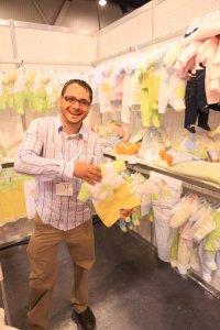 azienda abbigliamento neonato fiera las vegas - john loved
