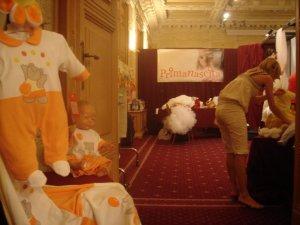 baglioni hotel - corredino neonato