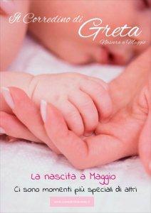 Corredino neonato maggio personalizzato