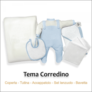 lista corredino neonato online