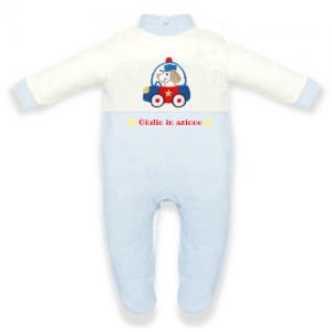 Tutina neonato da personalizzare