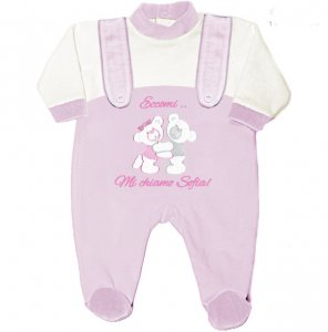 tutina neonata da personalizzare