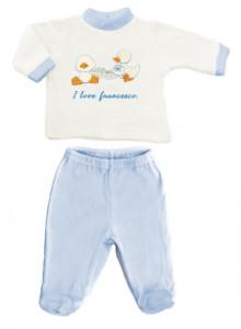 completino neonato da personalizzare