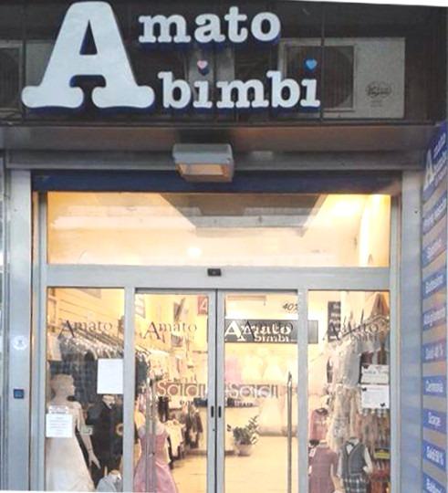 Negozio Amato Bimbi Catania - Corredino Neonato personalizzato 19850f67abd