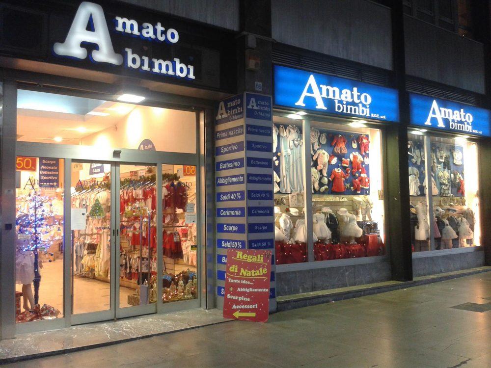 Negozio Amato Bimbi Catania - Corredino Neonato personalizzato 6e8ae988def