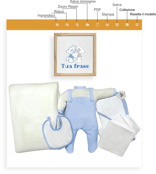 crea corredino neonato