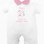 pagliaccetto per neonata