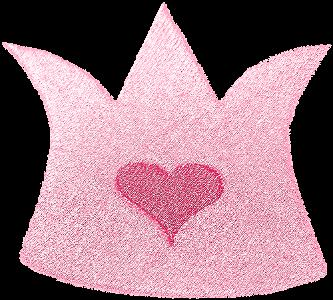 Corona Fata Rosa