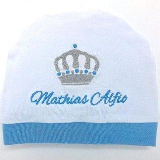 cappello neonato estivo