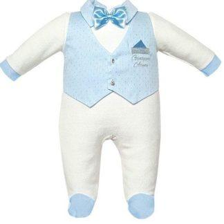 tutina elegante per neonato