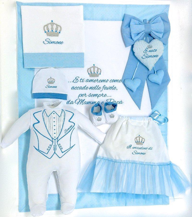 corredino neonato bimbo elegante. Abbigliamento neonato crea le tue idee. 4d12935299e