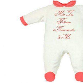 tutine neonato da personalizzare