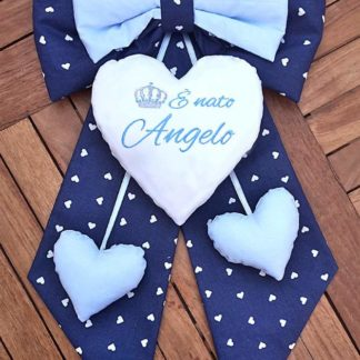 fiocco nascita bimbo Angelo