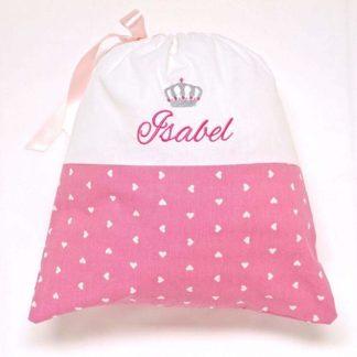 Sacco nascita rosa per Isabel
