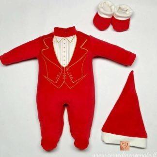 abbigliamento neonato natale coordinato da personalizzare