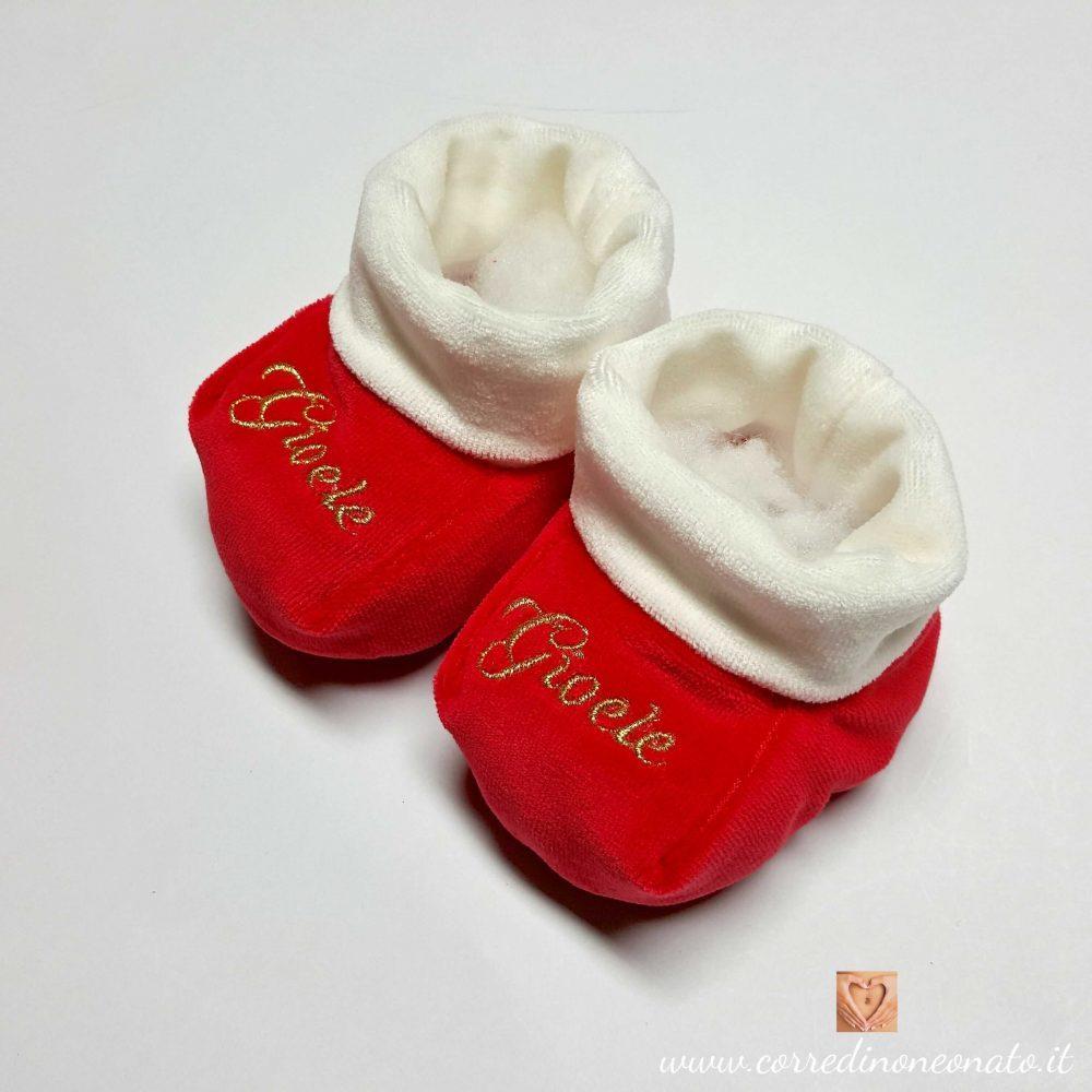 Abbigliamento Neonato Natale Personalizzato Ecco Il 4ee71f331fd