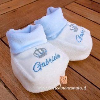 scarpette invernali neonato