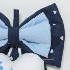 fiocchetto azzurro laterale nascita bibmo