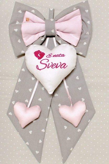 fiocco nascita Sveva