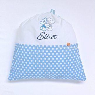 Sacco nascita azzurro per Elliot