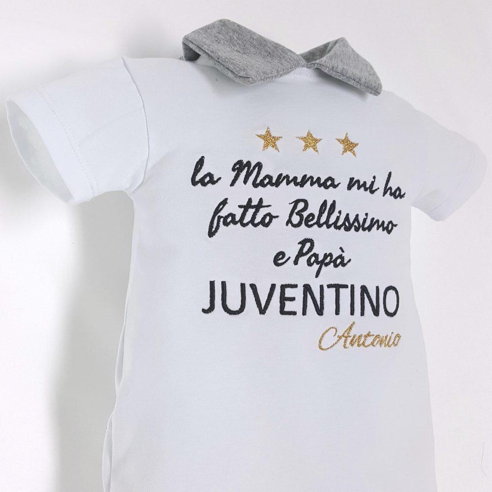 spesso Pagliaccetto estivo Juventus per Antonio: non è mai troppo presto  ON49