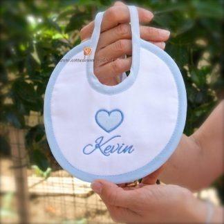Bavetta con cuore per Kevin