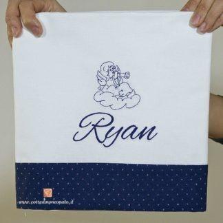 Lenzuolino personalizzato per Ryan