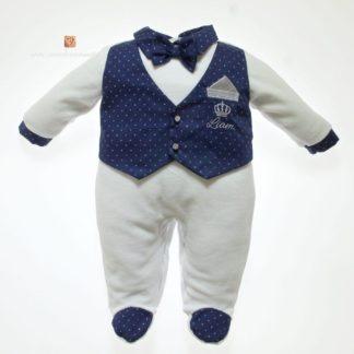 Capo d'abbigliamento elegante per neonato