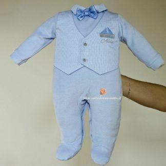 Capo d'abbigliamento neonato elegante