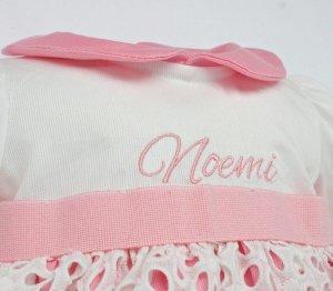 abbigliamento per bambina personalizzato