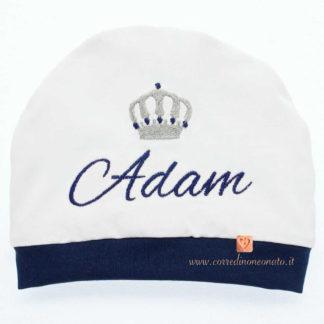 cappello personalizzato neonato