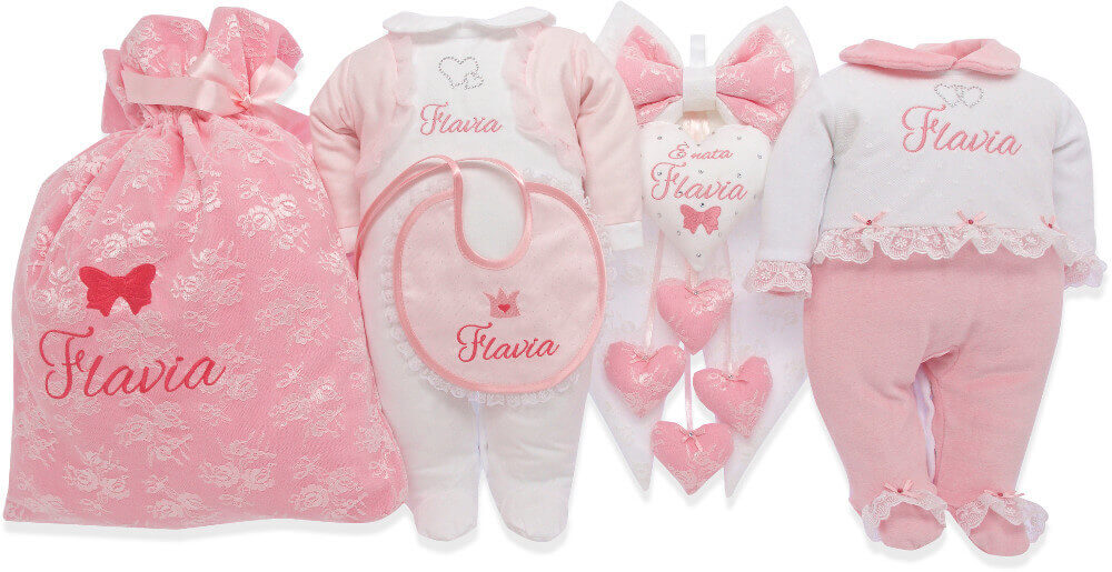 comprare a buon mercato pacchetto elegante e robusto cerca l'originale lista corredino neonato - per il tuo mese di nascita