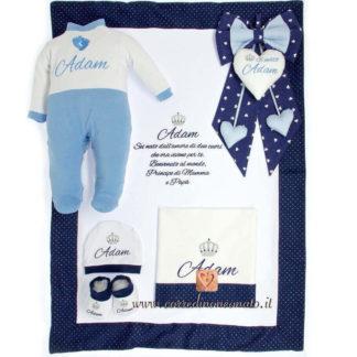 abbigliamento neonato particolare