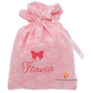 Sacco nascita Flavia in pizzo