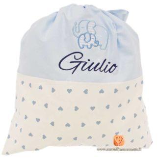 sacco nascita Giulio
