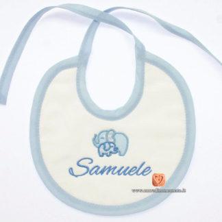 Bavetta neonato Samuele