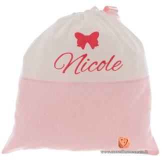 Sacco nascita Nicole