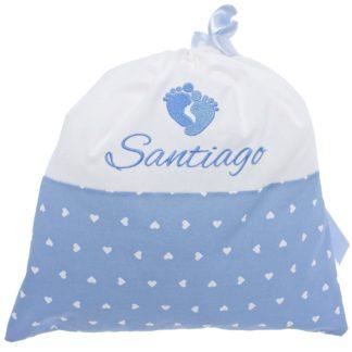 Sacco nascita Santiago