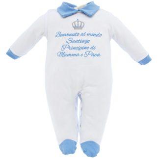 Tutina neonato Santiago