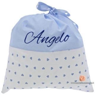 Sacco nascita Angelo