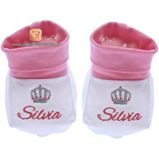Babbucce ricamate Silvia