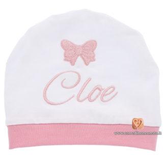 Cappellino nascita Cloe