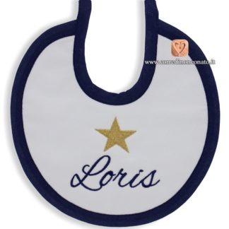 Bavetta neonato Loris