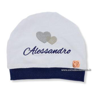 Cappellino neonato Alessandro