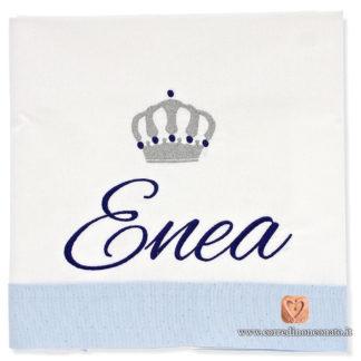 Lenzuolo neonato Enea