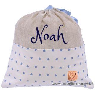 Sacco nascita Noah
