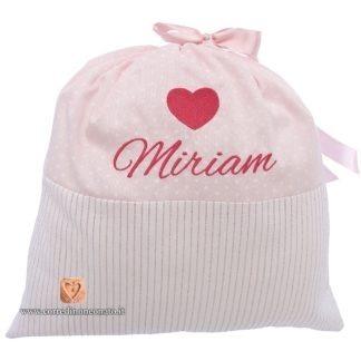 Sacco nascita Miriam