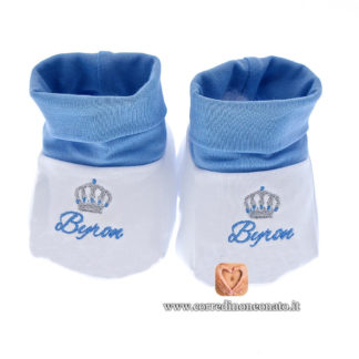 Babbucce neonato Byron