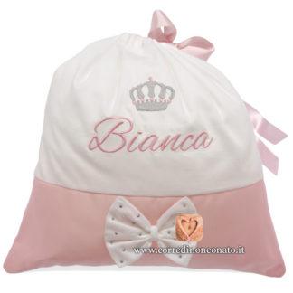 Sacco nascita Bianca Fiocchetto