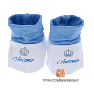 Babbucce neonato Antonio
